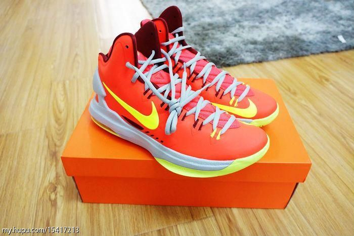 check out 2ba29 eac37 Nike KD V Maryland DMV 554988-610 (7)