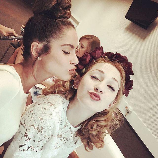 Tini & Mechi  #ViolettaLIVE