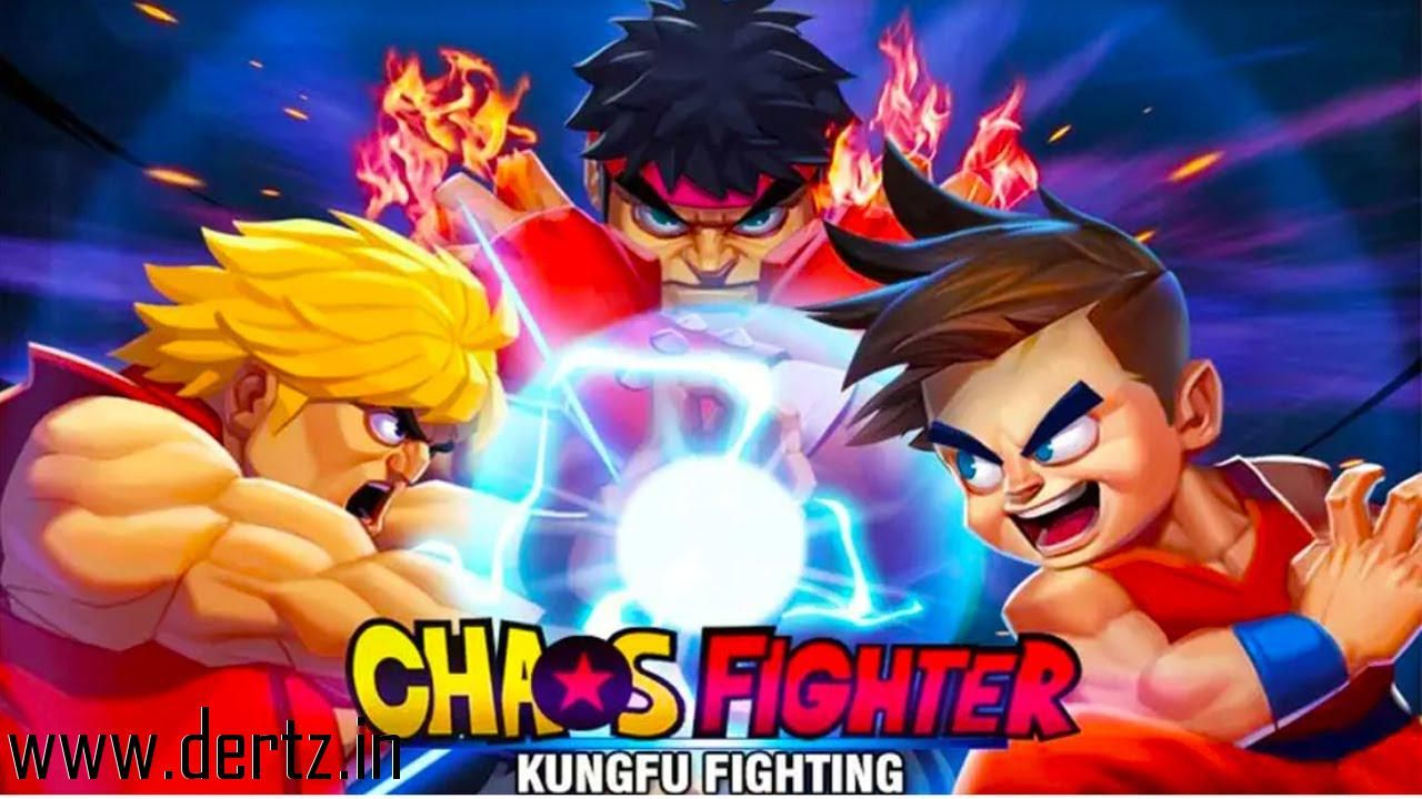Download chaos fighter kungfu fighting android game for