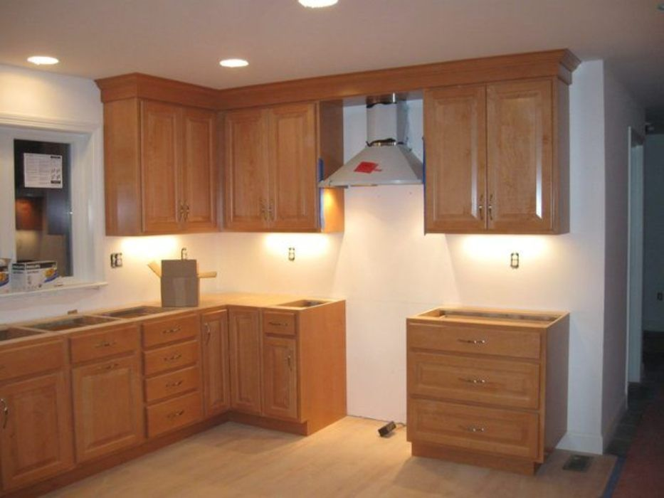 Had Very Good Question From Reader Cabinet Crown Moulding Molding Pictures Kitchen Cabinets