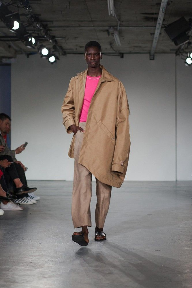 Alex Mullins SS18 | HERO magazine: A new era in menswear