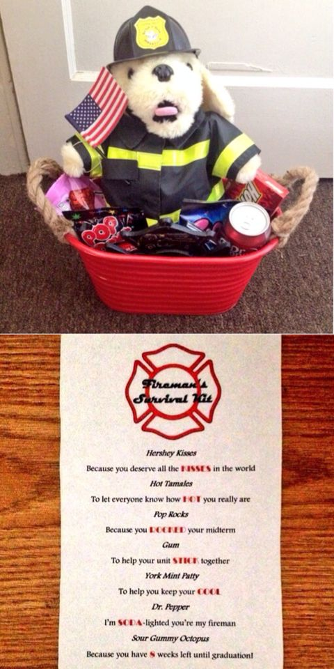 Fireman S Survival Kit For Fire Academy Ideas Survival