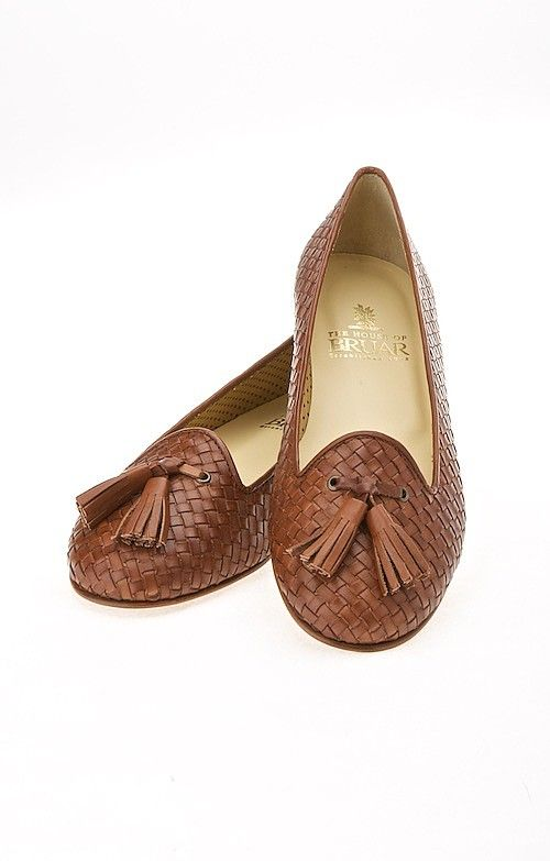 564ffda782f No brand Ladies Woven Pumps from House of Bruar.