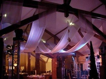 mariage and blog on pinterest - Voile Hivernage Mariage