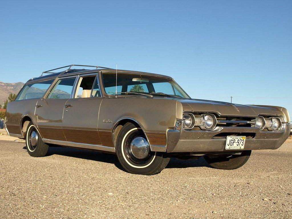 1967 Oldsmobile Cutlass Vista Cruiser Vista Cruiser Oldsmobile Station Wagon