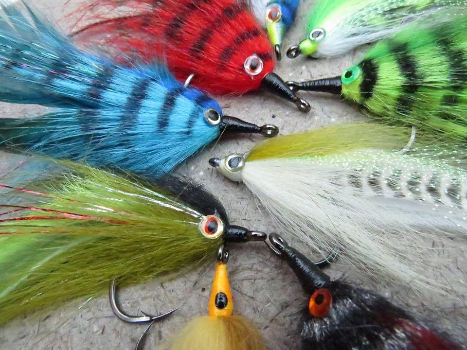 Ruben Martin Saltwater Collection Flies Saltwater flies