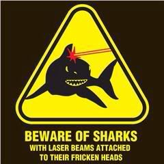 Sharks With Laser Beams Memes Funny Funny Movies Austin Powers