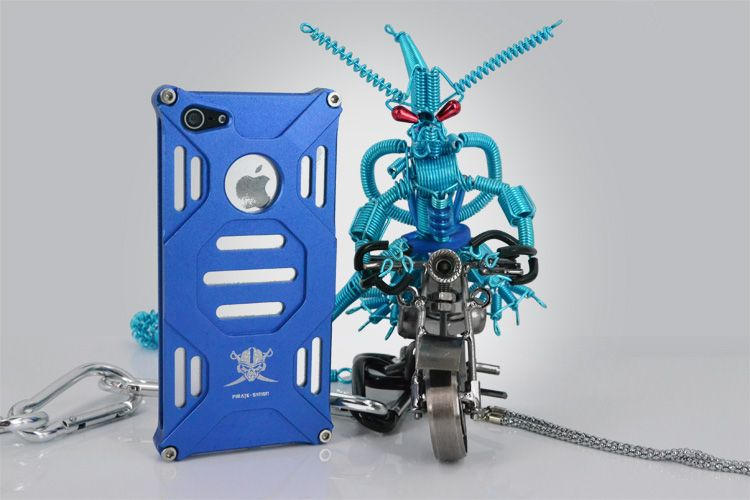 The Pirate Aluminium case for iPhone5 [00170029]- US$24.99 - DAYJOYBUY