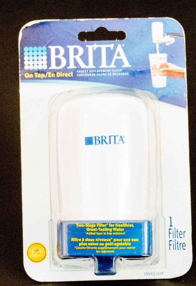 onsalenow #ebay Braun Brita Faucet Replacement Filter Cartridge ...