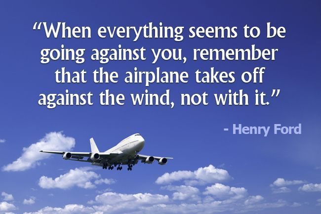 Quotes About Planes Airplane Quote Henry Ford Fly Quotes