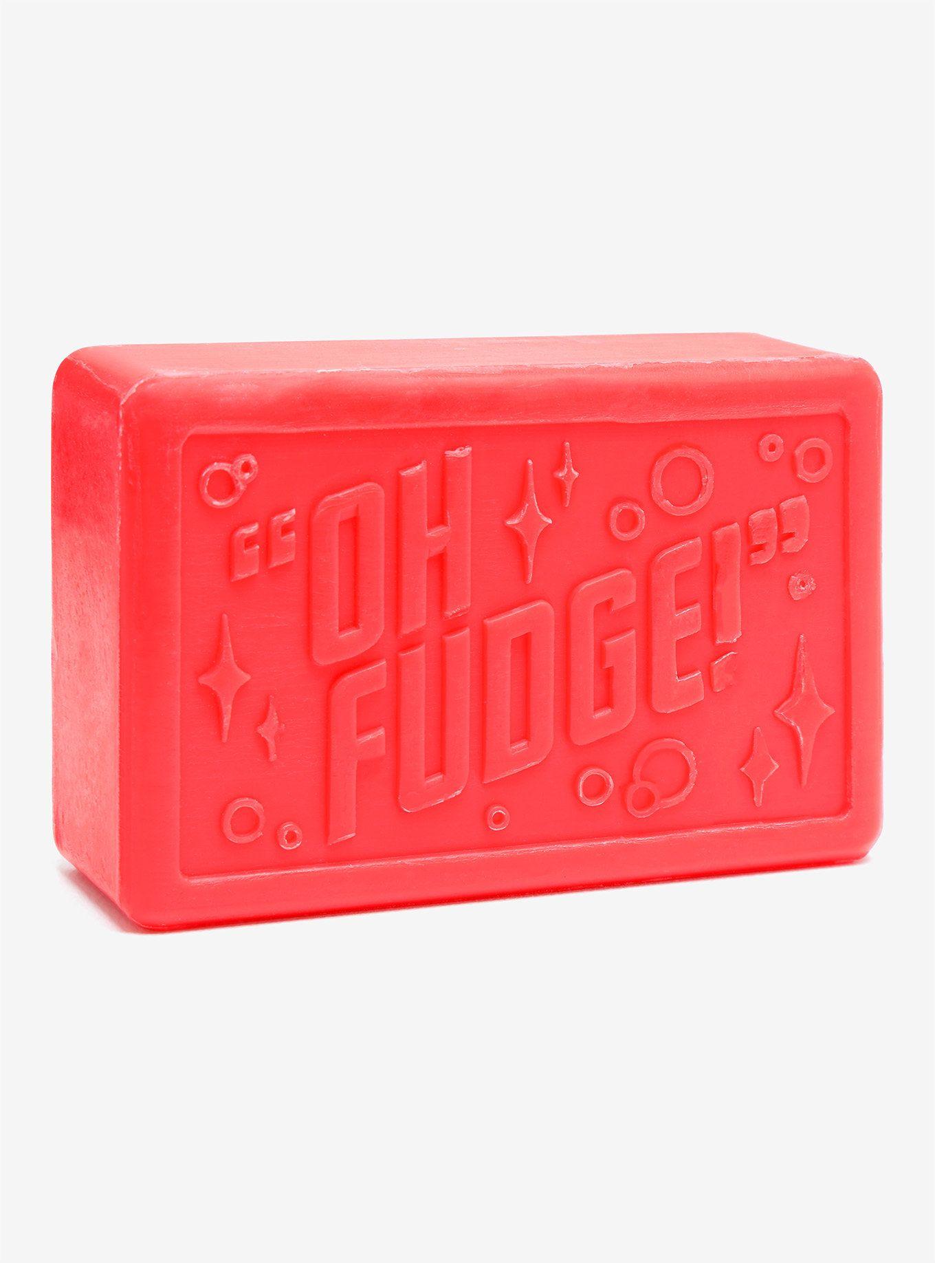 A Christmas Story Oh Fudge Soap Bar   Stocking Stuffers!   Pinterest ...