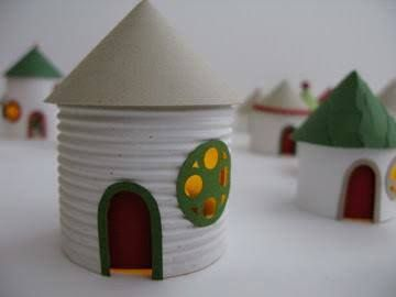 Christmas village from toilet paper rolls do it yourself ideas christmas village from toilet paper rolls do it yourself ideas recycled cardboard solutioingenieria Choice Image