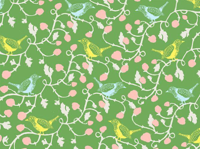 Pattern design by Danielle Kroll