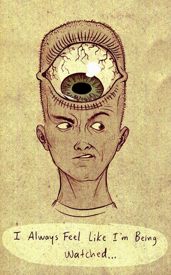 Self Consciousness and