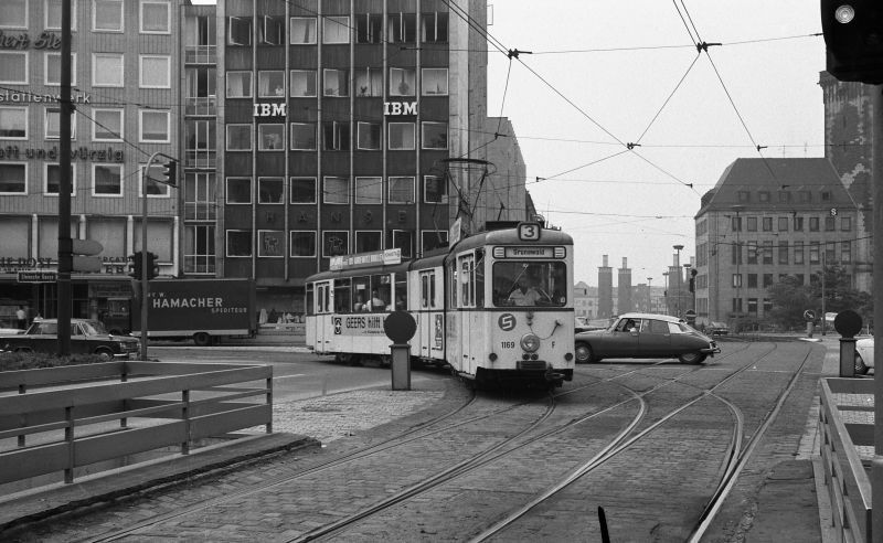 strassenbahn tram duisburg 1169 deutschland germany original negative 1970s ebay duisburg. Black Bedroom Furniture Sets. Home Design Ideas