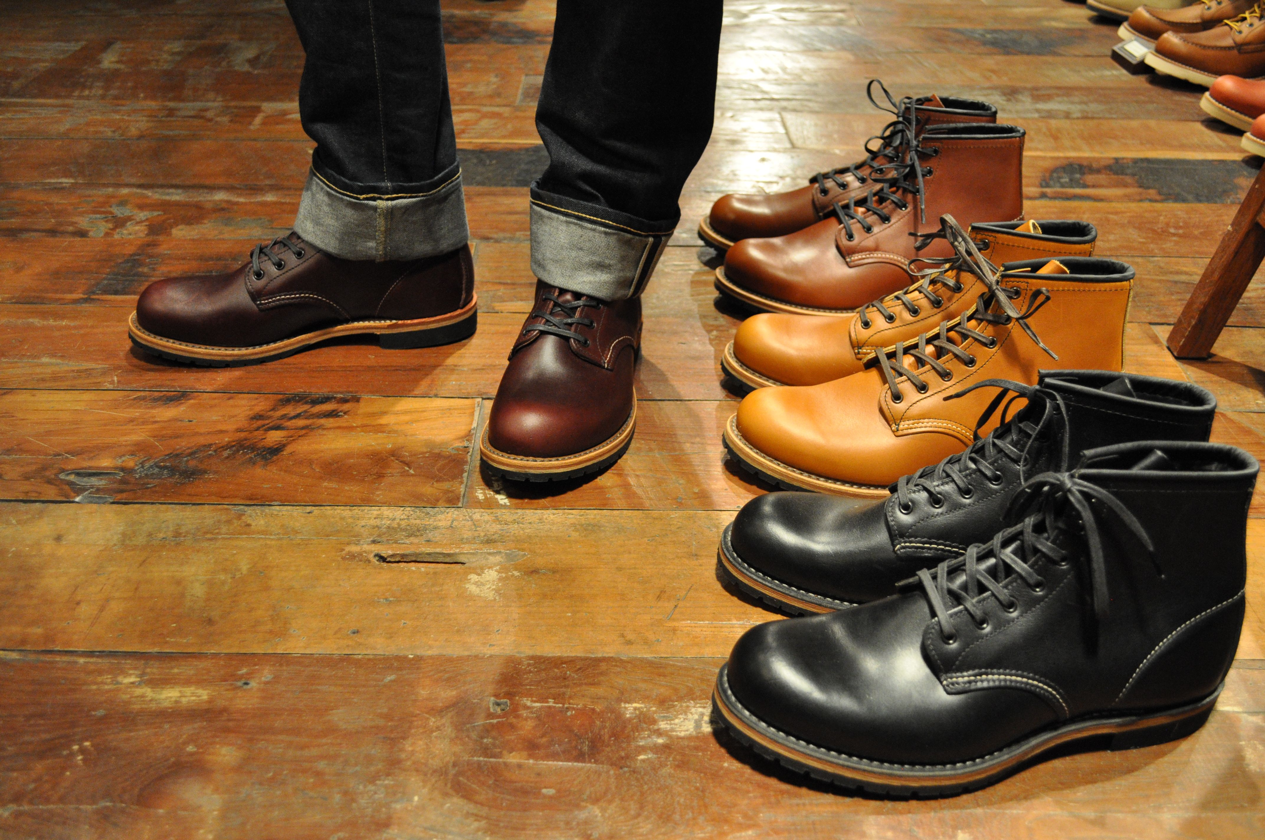Red Wing Beckman Round-toe | RED WING MODEL | Pinterest | Red wing ...