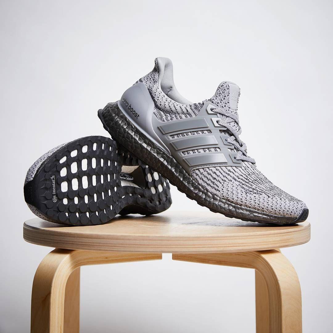 Adidas UltraBOOST 3.0 Primeknit « Triple Grey »  4439ede2fe3f