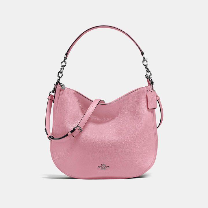 3deb28b9846d COACH Coach Chelsea Hobo 32 my favorite color  shopstyle  coach  purse