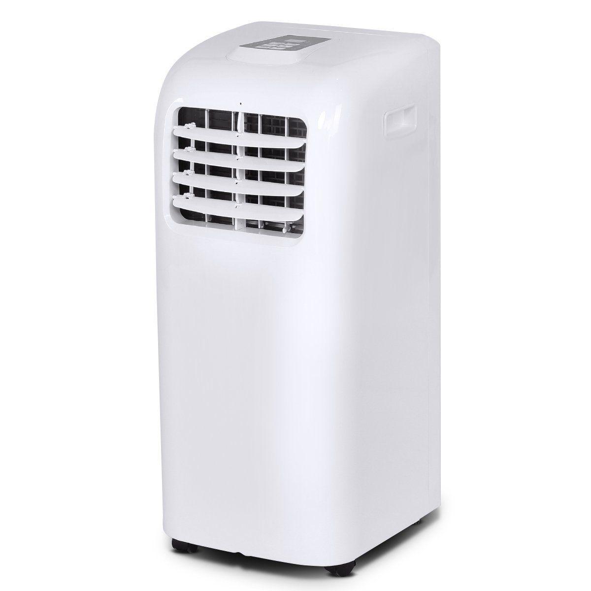 Costway Portable Air Conditioner With 10 000 Btu Portable Air Conditioner Small Portable Air Conditioner Portable Air Conditioners