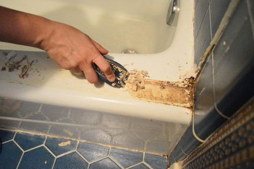 How To Remove An Old Sliding Shower Door   Young H