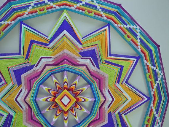 48 inch custom orders Ojo de Dios by Jay Mohler