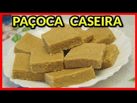 PAÇOCA CASEIRA (SEM IR AO FOGO) - YouTube