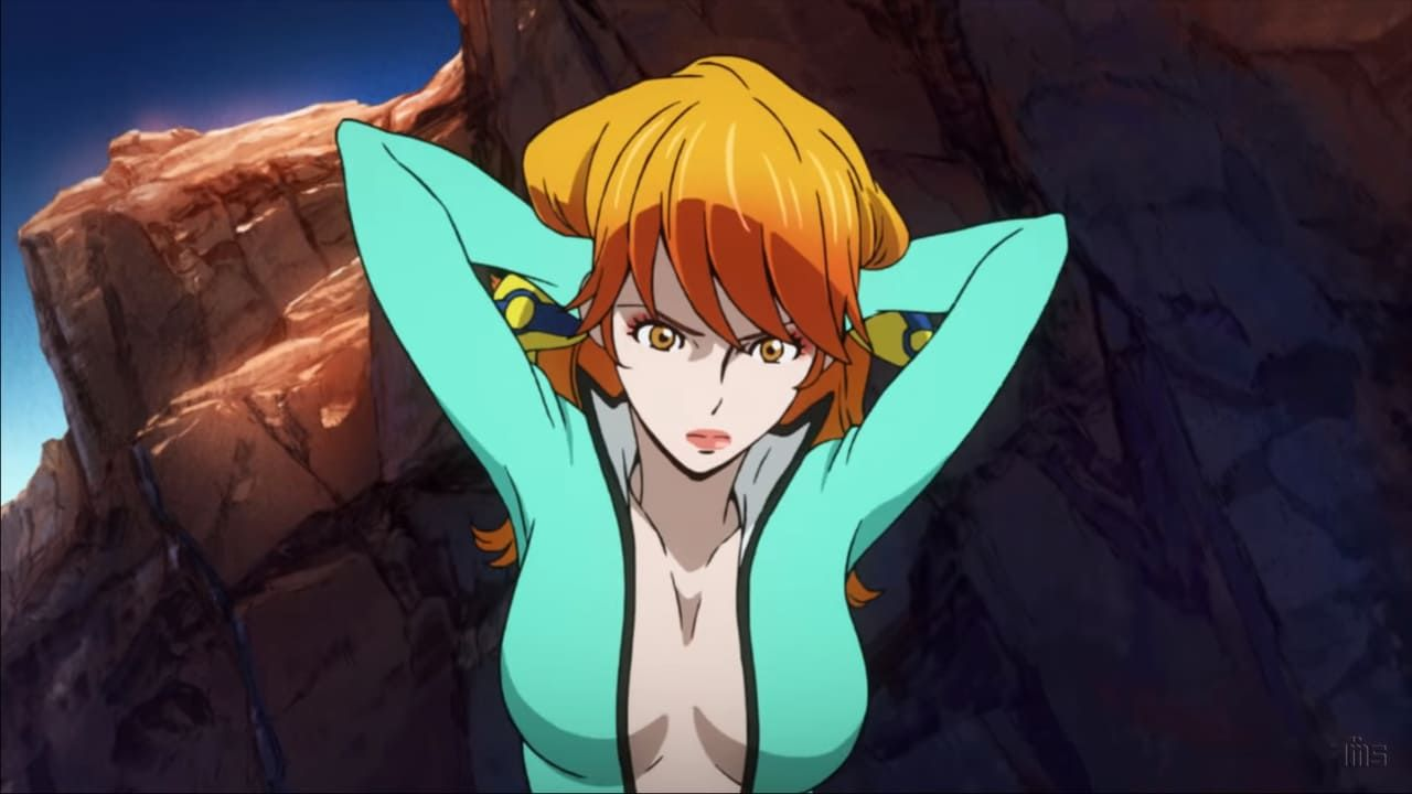 Sehen Lupin the Third: Lie of Fujiko Mine 2019 ganzer film deutsch ...