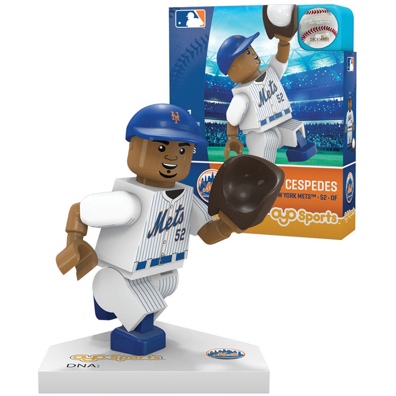 Yoenis Cespedes New York Mets OYO Sports Player MLB