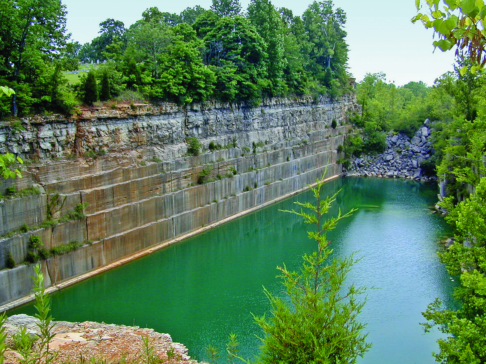 Empire Quarry - Bedford, Indiana   Pretty places, Outdoor