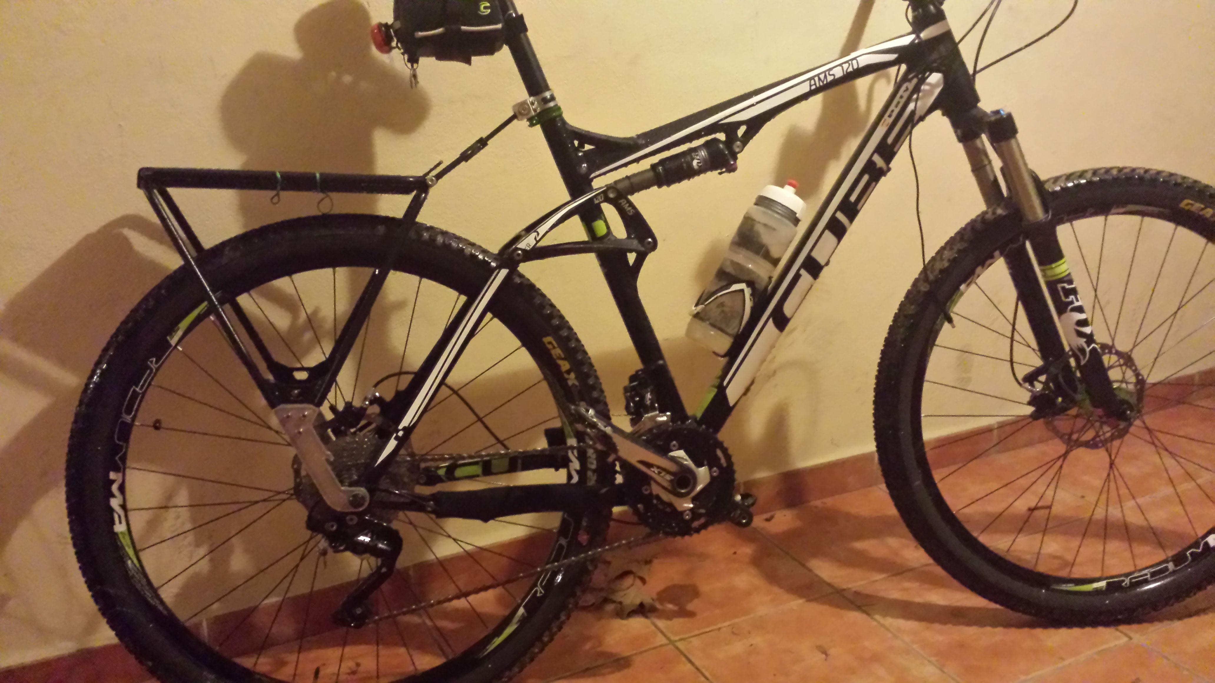 ElBurro X12 (med bilder) Cykel