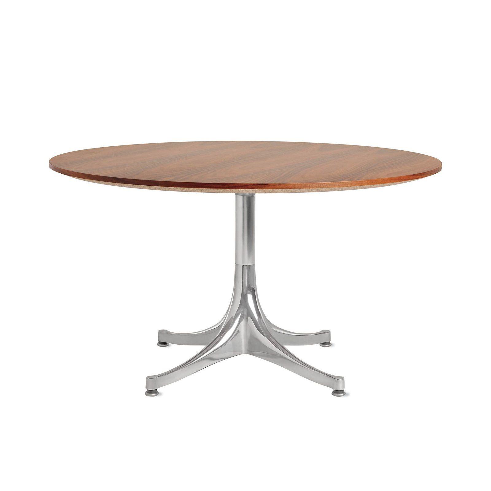 Herman Miller Nelson Pedestal Table 5452