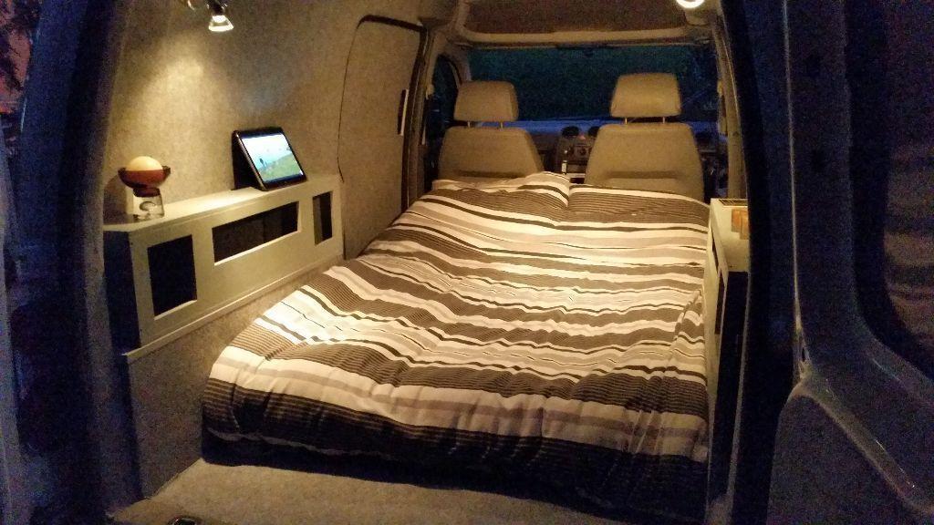 2009 VW CADDY MAXI CAMPER/MX VAN ,1 9TDI **look