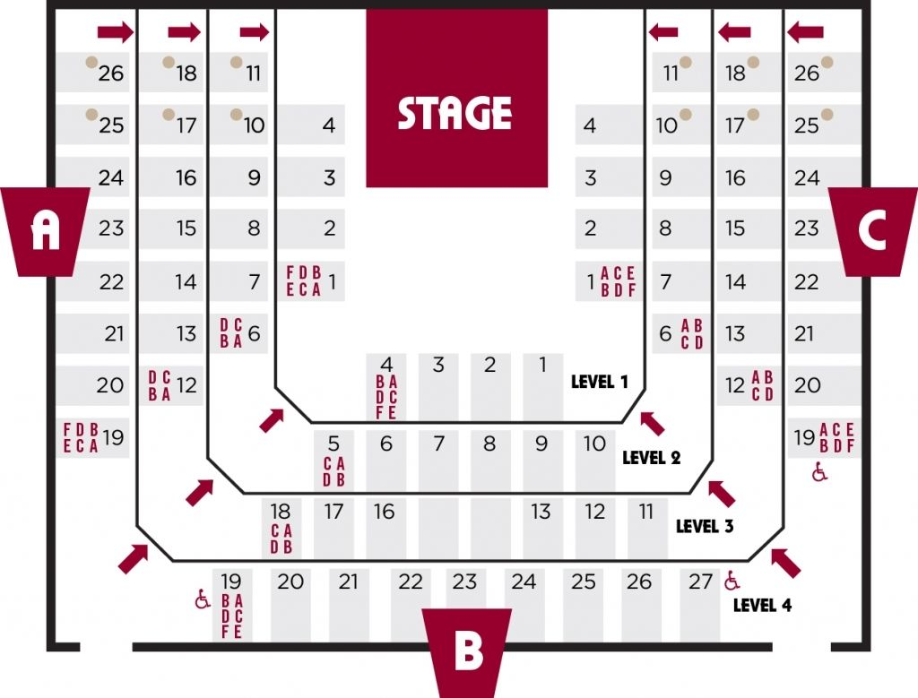 Derby Dinner Playhouse Seating Chart Di 2020