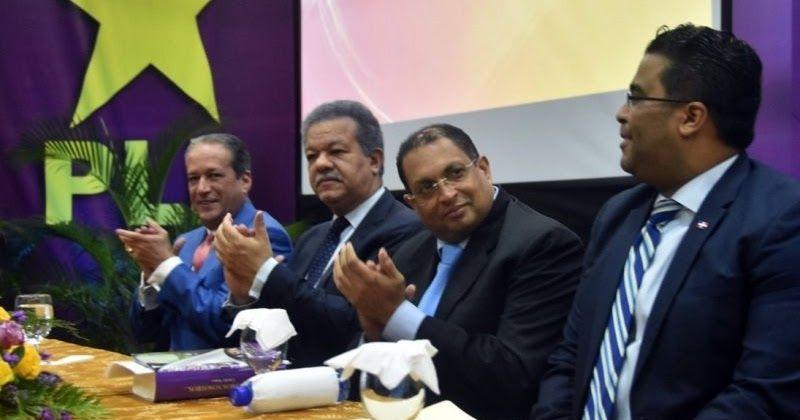 Resultado de imagen para Leonel y Reinaldo abogan unidad para triunfo PLD