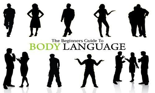 Body language subconscious