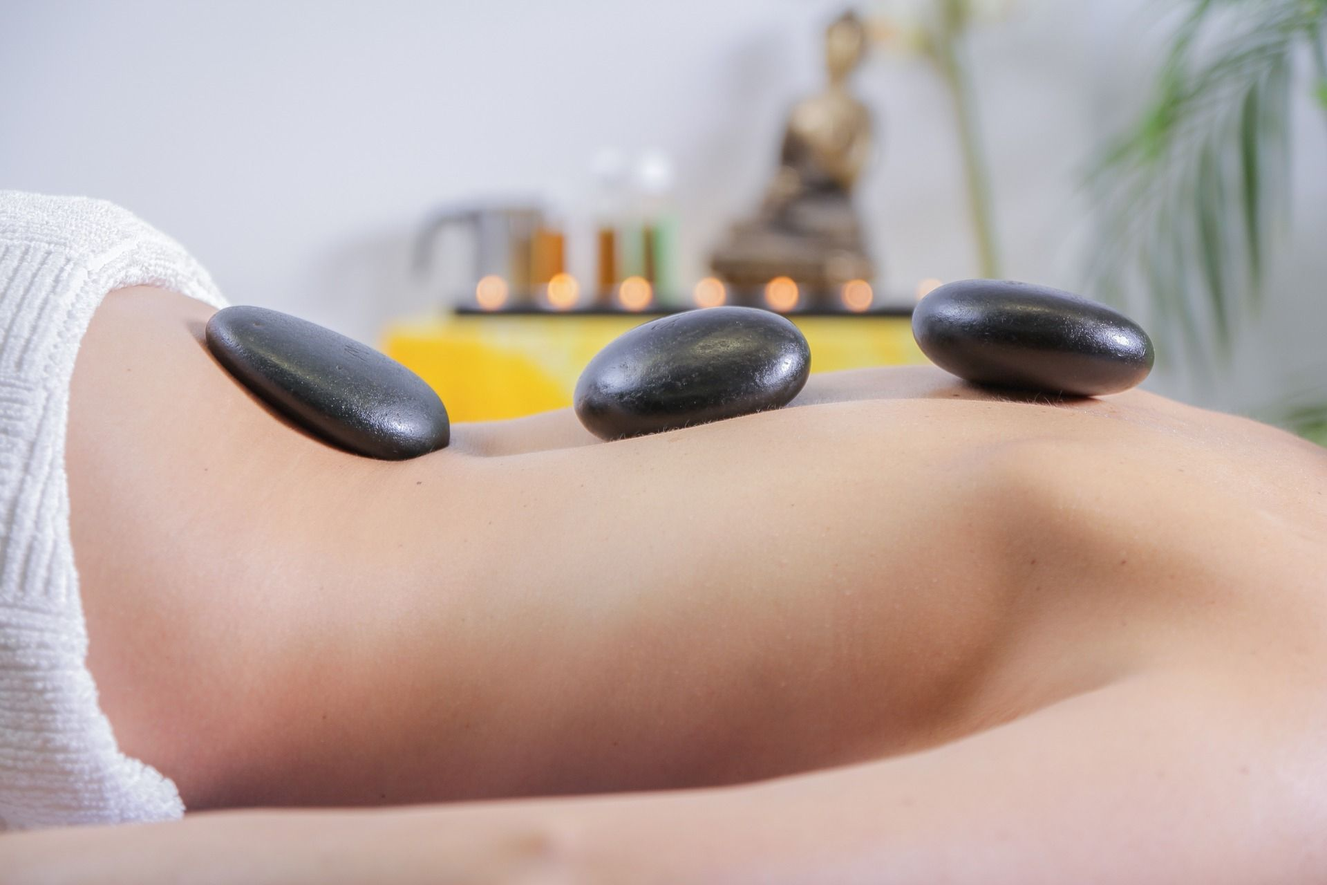 Massage with intercourse