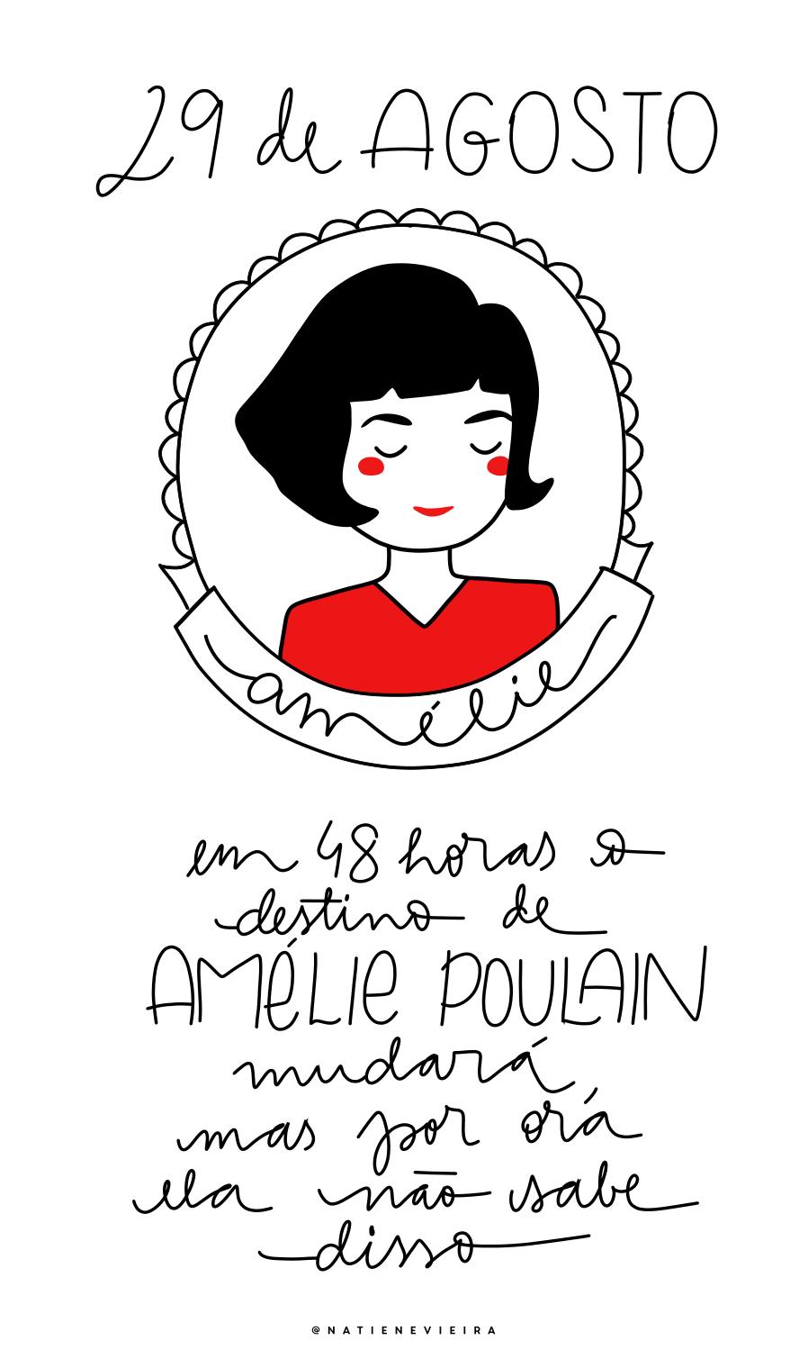 Amelie Poulain Posteres De Filmes O Fabuloso Destino De