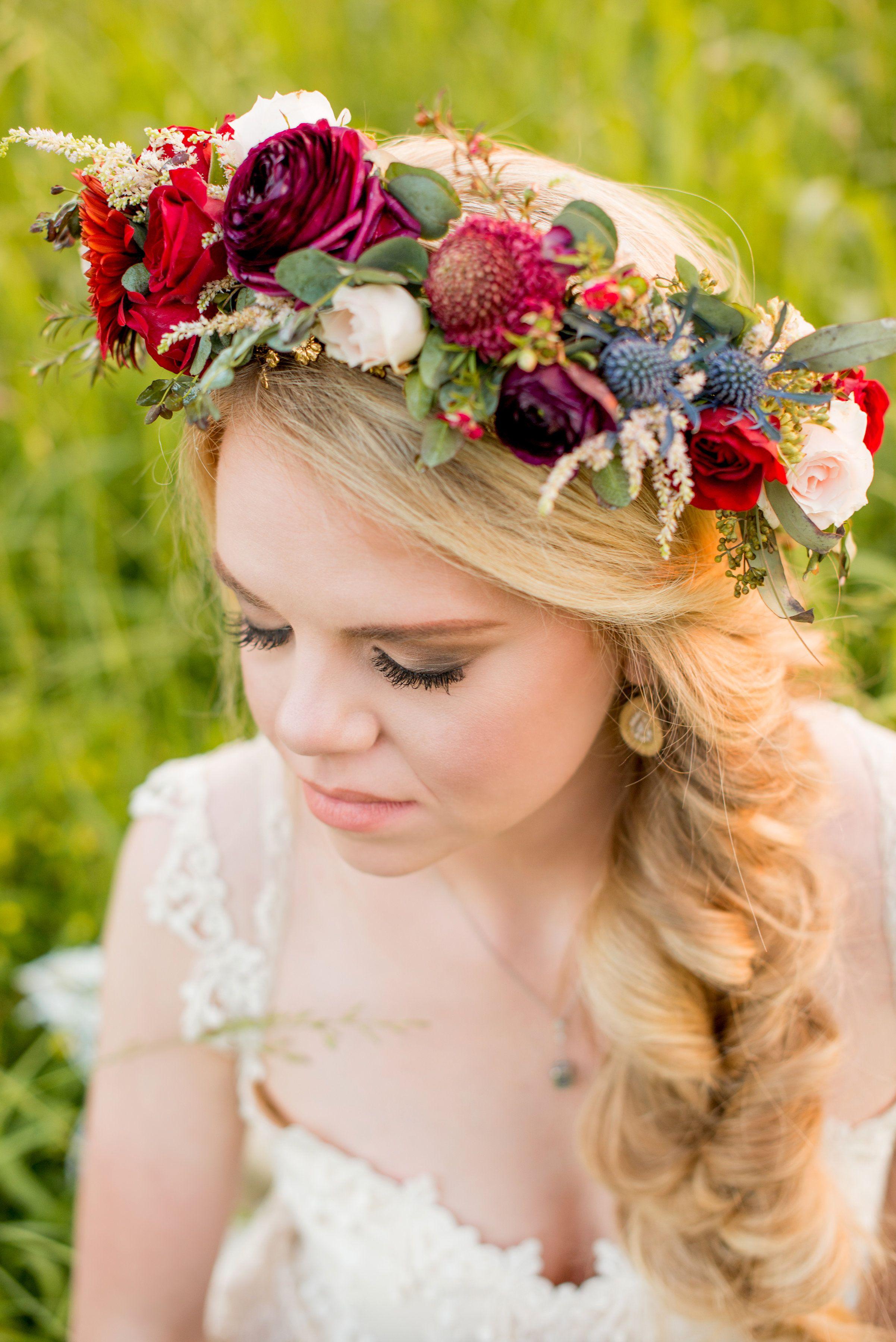 Southern Boho Style Shoot Flowers by Lumberyard Gardens