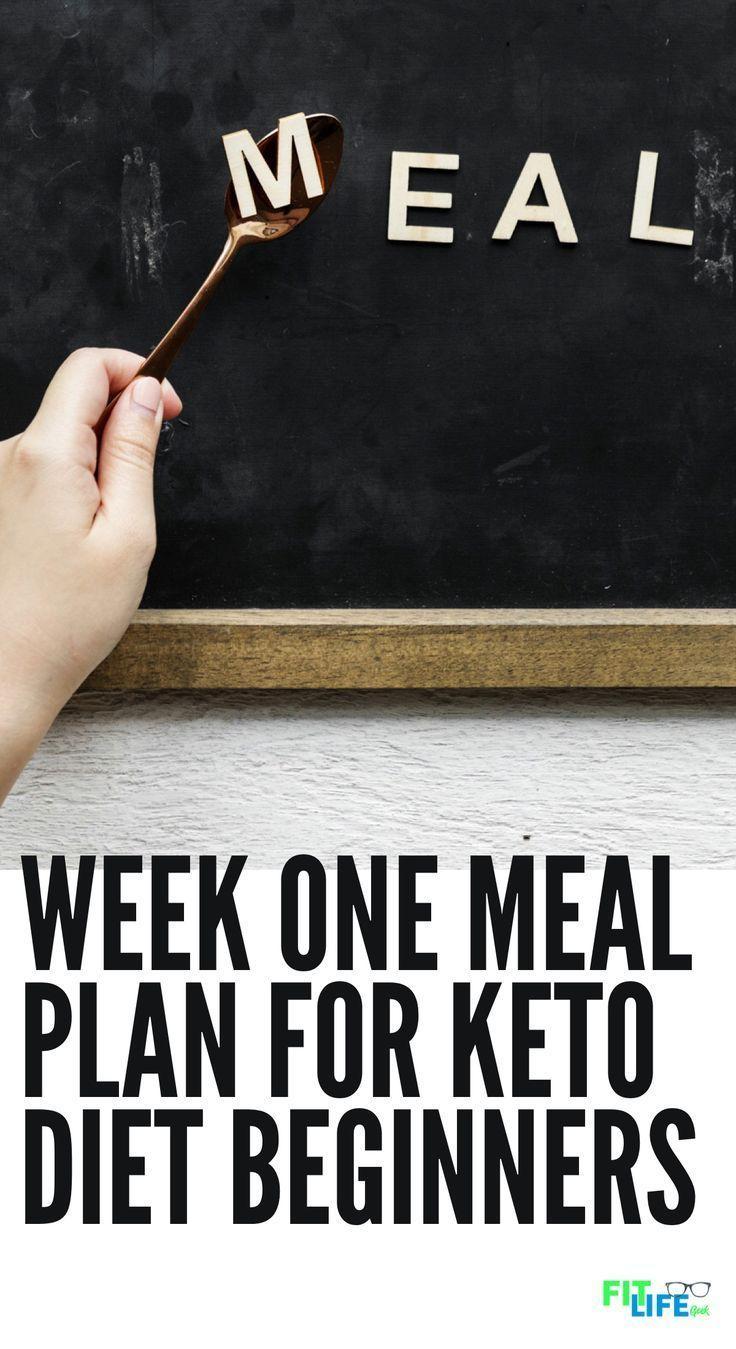 Photo of Keto-Diät für Anfänger Woche 1 Speiseplan – Fit Life Geek