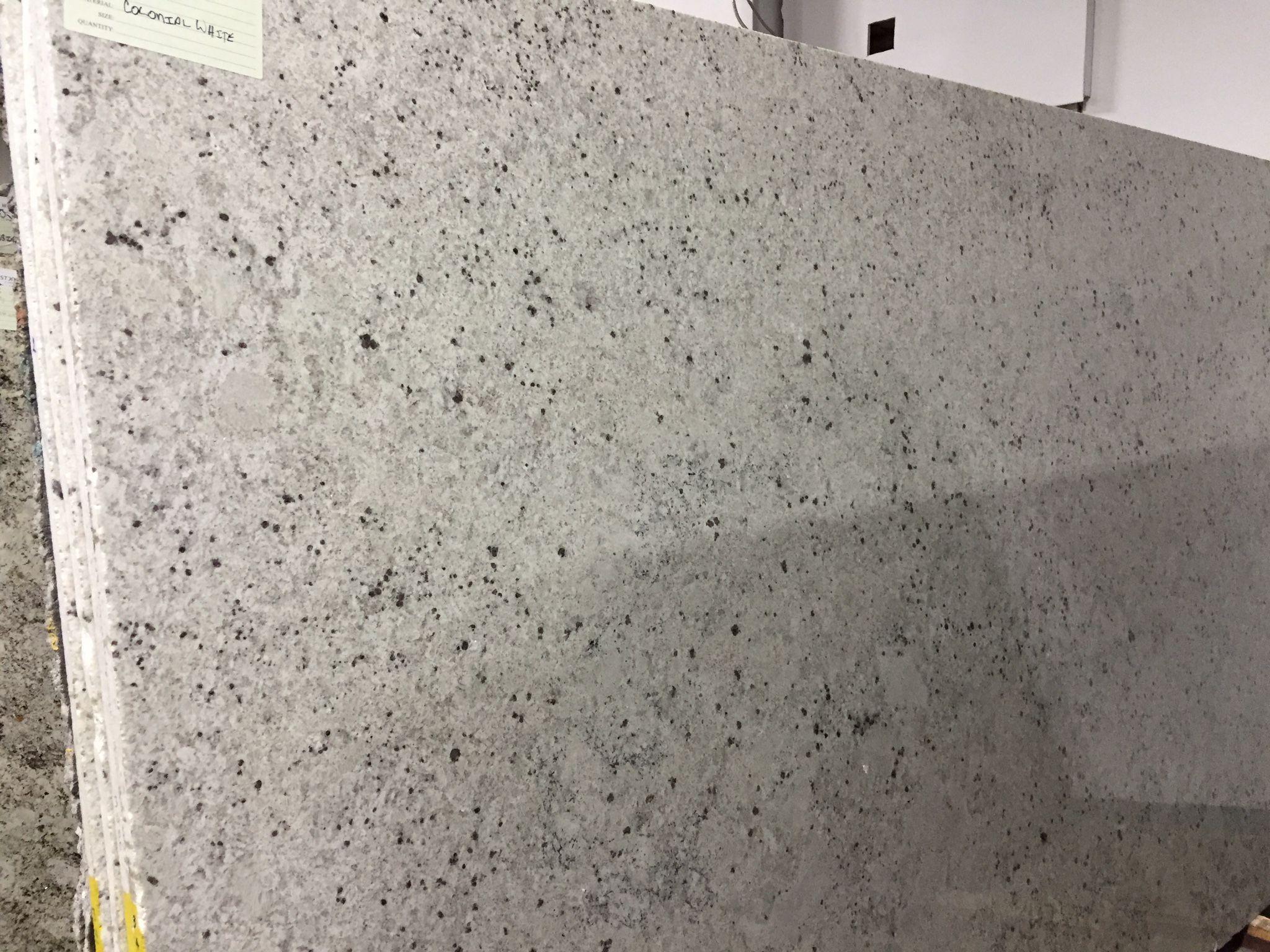 Best Full Slab Of Colonial White Granite White Granite 400 x 300
