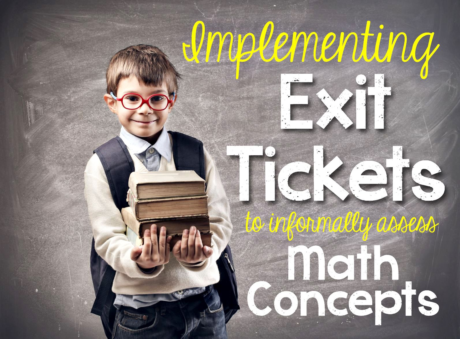 There are great benefits to utilizing Exit Tickets in your classroom!  Read on to find out how it can benefit your students and your instruction!