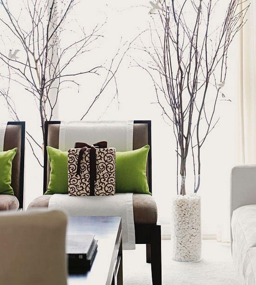 21 Floor Vase Decor Ideas Modern Christmas Decor Floor
