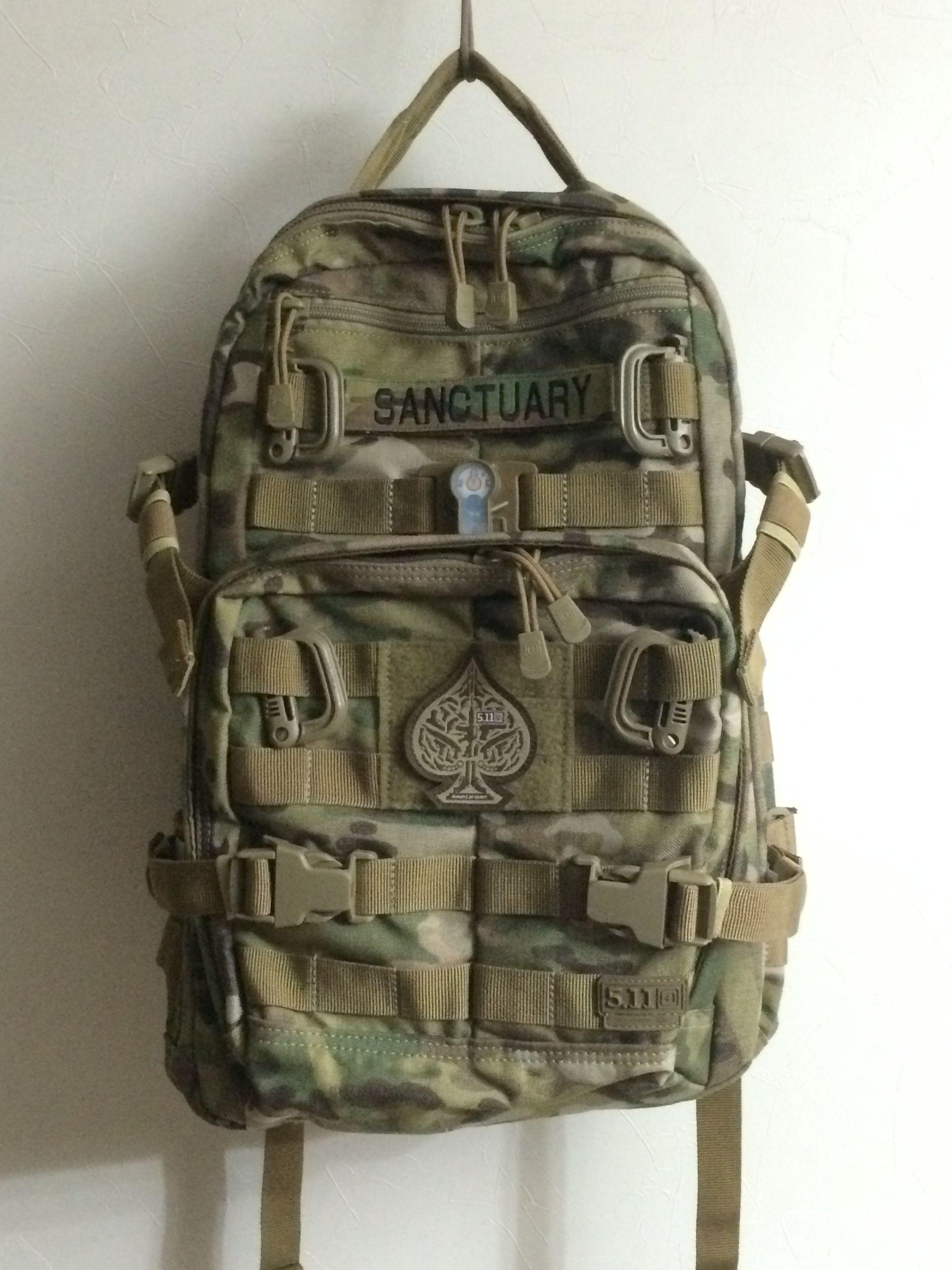 92d83f3dec8 5.11 Tactical Rush 12 Backpack Cool Tactical Gear