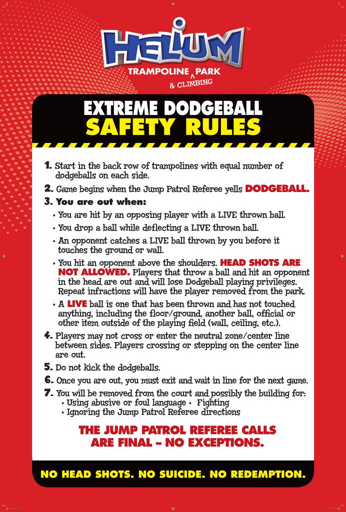 extream dodgeball