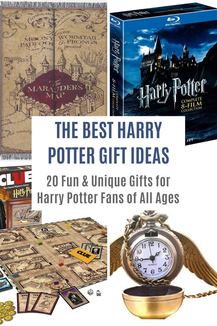 20 of the best harry potter gift ideas you have to see