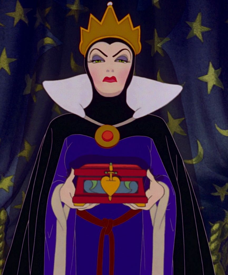 Quiz which disney villain are you disney eyebrows and - Evil queen disney ...