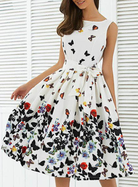 floral dress, print floral dresses,dresses outfits,2017 new dresses ...