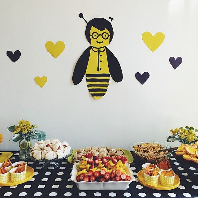 sweet bee party