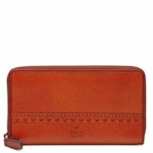 9ced582b414e Gucci Laidback Crafty Zip Around Wallet