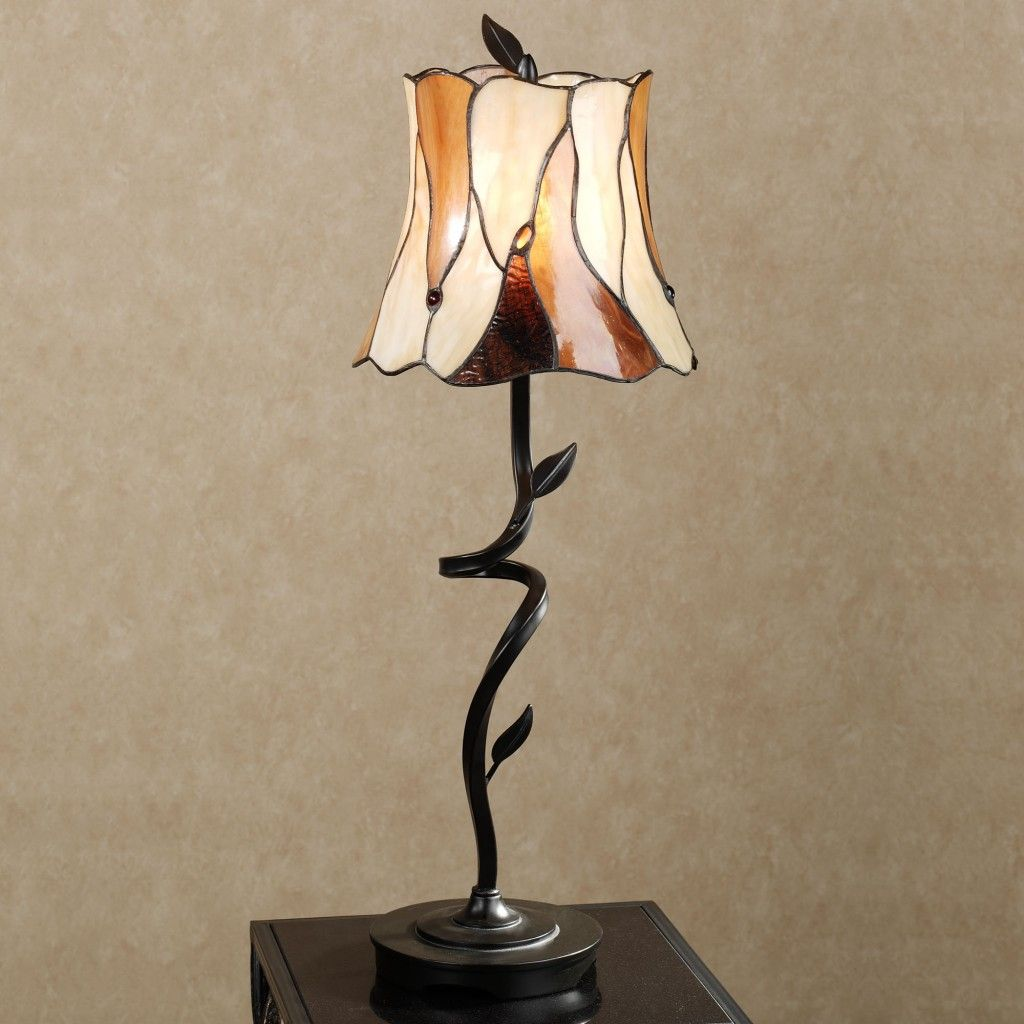 Mini Lamp Shades To Enhance Your Home Glass Floor Lamp Stained